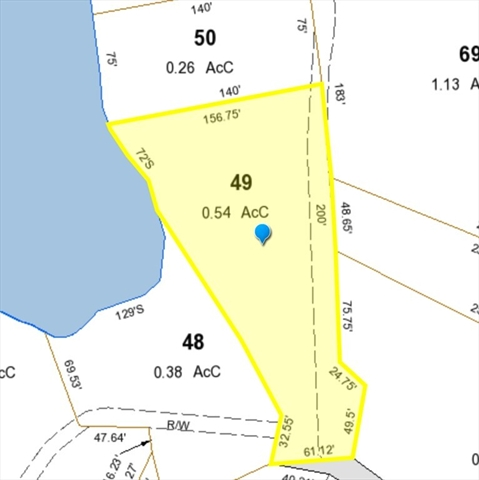 Lot 49 Camp Road Orange MA 01364