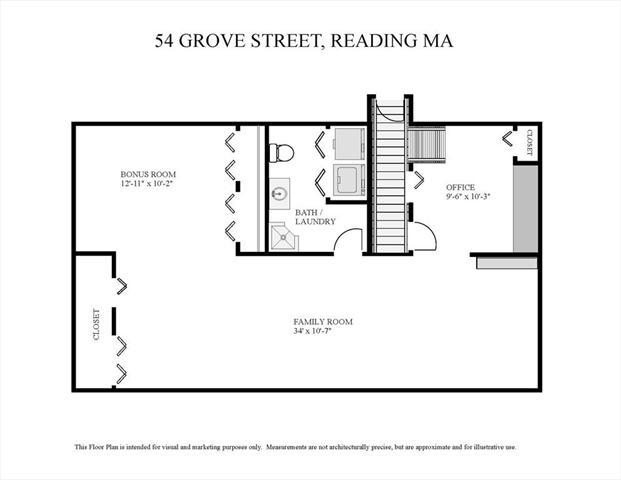 54 Grove Street Reading MA 01867