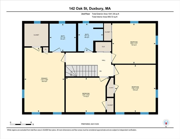142 Oak Street Duxbury MA 02332