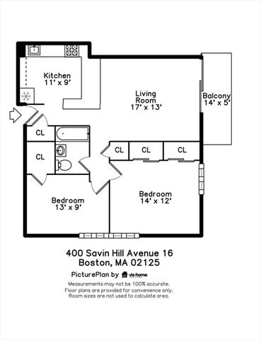400 Savin Hill Avenue Boston MA 02125