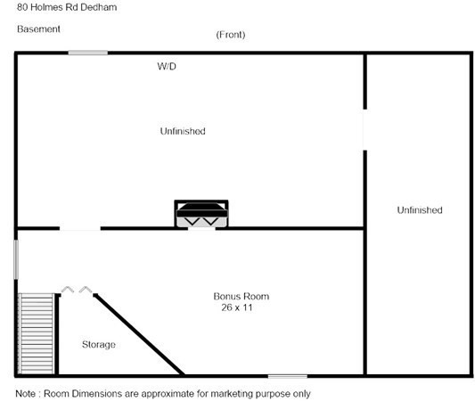 80 Holmes Road Dedham MA 02026