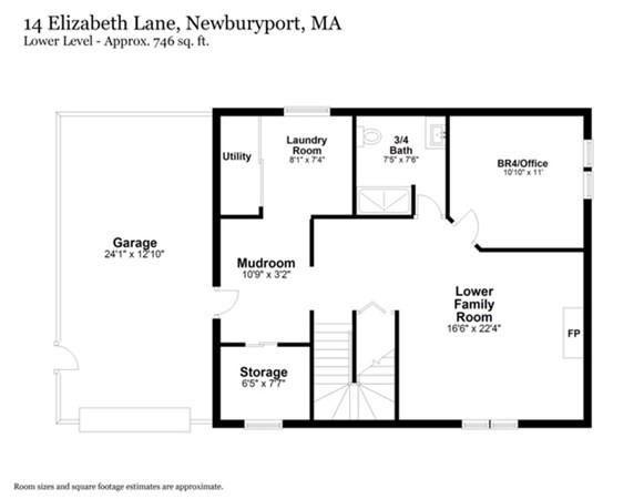 14 Elizabeth Lane Newburyport MA 01950