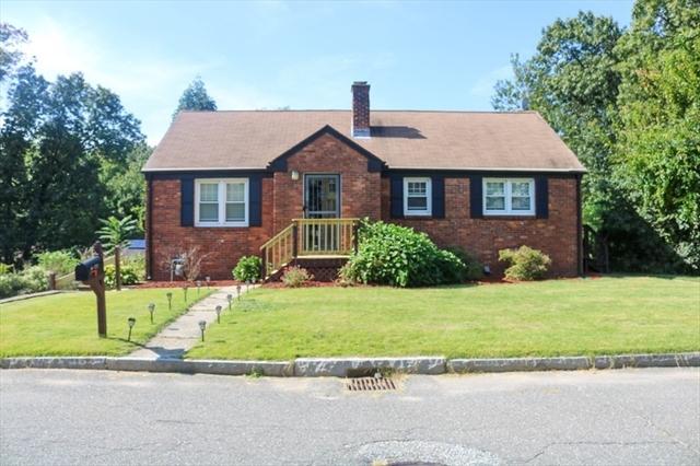 20 Monticello Avenue Springfield MA 01109