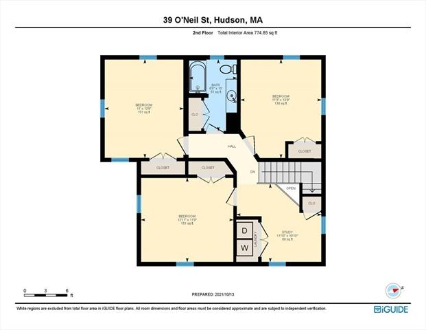 38 O'Neil Street Hudson MA 01749