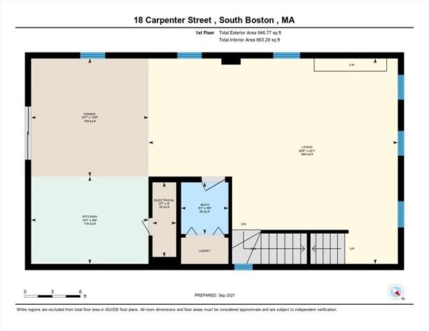 18 Carpenter Street Boston MA 02127