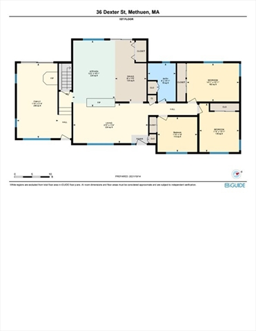 36 Dexter Street Methuen MA 01844