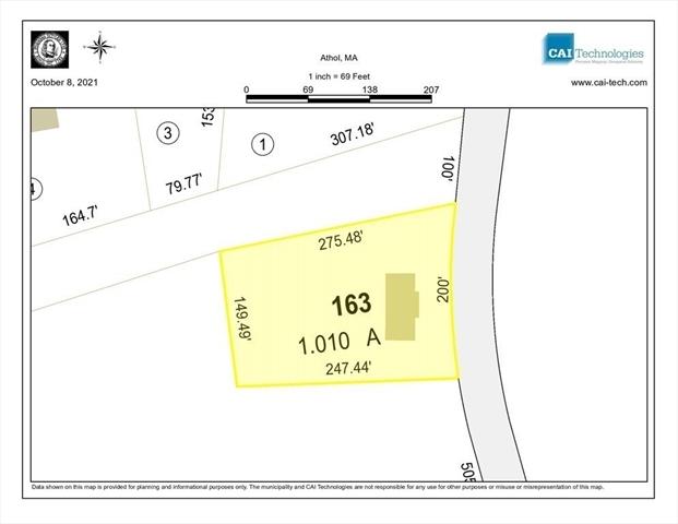 584 Old Keene Road Athol MA 01331