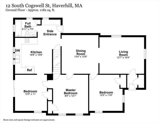 12 South COGSWELL Haverhill MA 01835