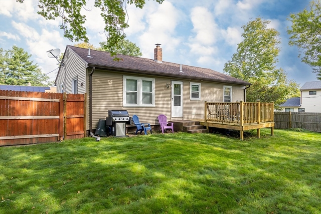 64 Bayberry Road New Bedford MA 02740