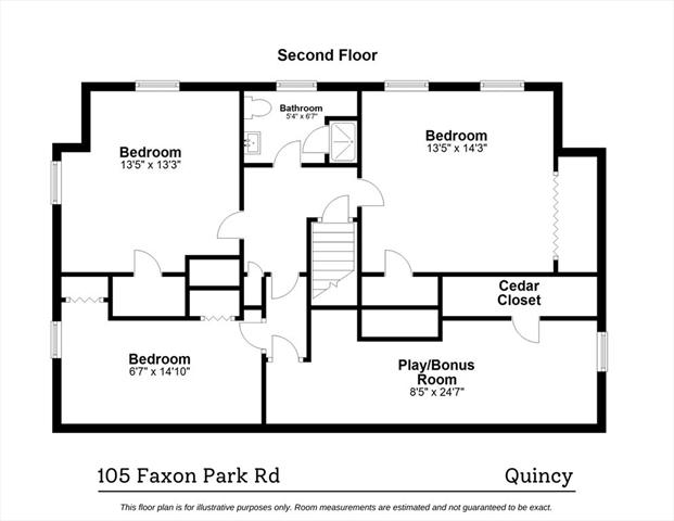 105 Faxon Park Road Quincy MA 02169