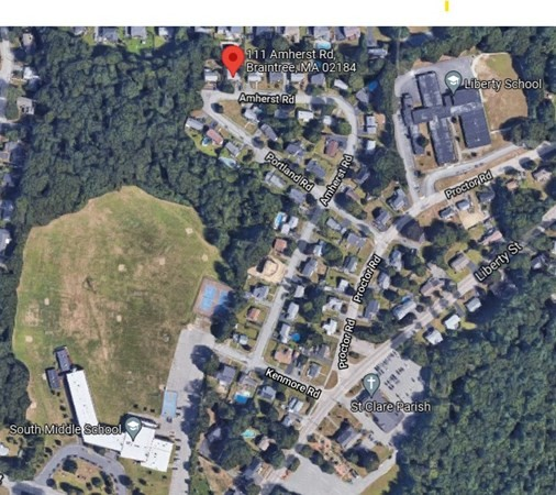 111 Amherst Road Braintree MA 02184