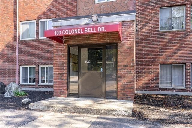 103 Colonel Bell Drive Brockton MA 02301
