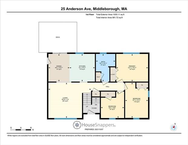 25 Anderson Avenue Middleboro MA 02346