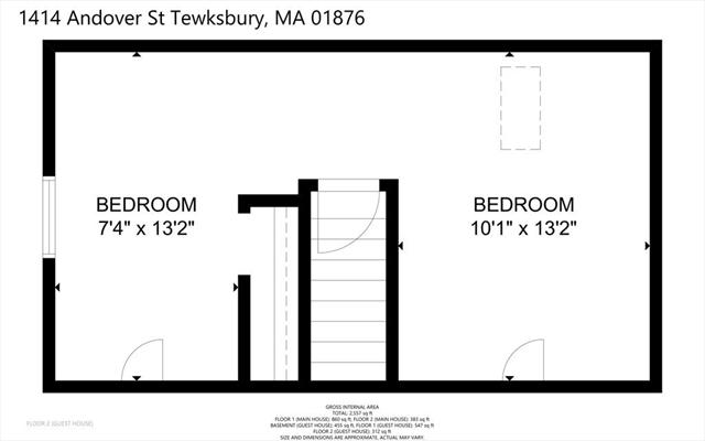 1414 Andover Street Tewksbury MA 01876