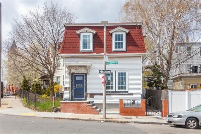 72 Buttonwood Boston MA 02125