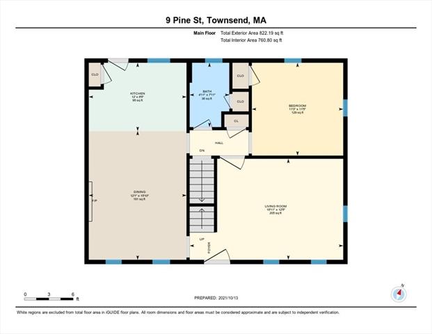 9 Pine Street Townsend MA 01469