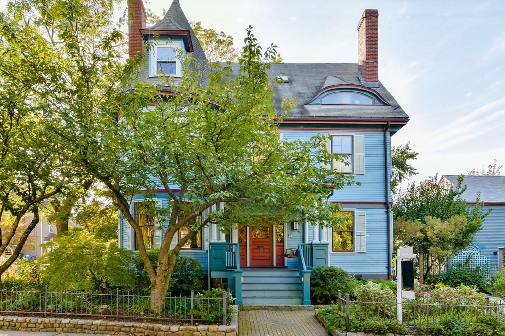 98 Raymond Street, Cambridge, MA 02140