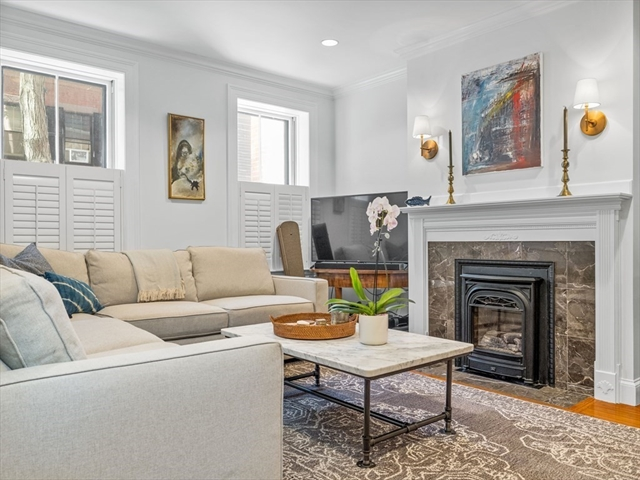 40 South Russell Street, Boston, MA, 02114, Beacon Hill Home For Sale