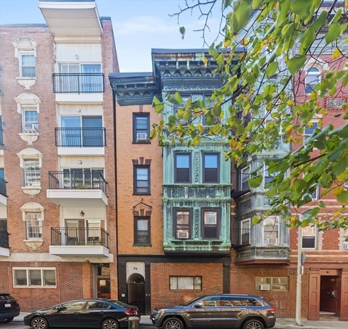 58 Prince St, Boston, MA, 02113, North End Home For Sale