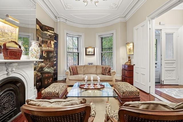 122 Pembroke Street, Boston, MA, 02118, South End Home For Sale