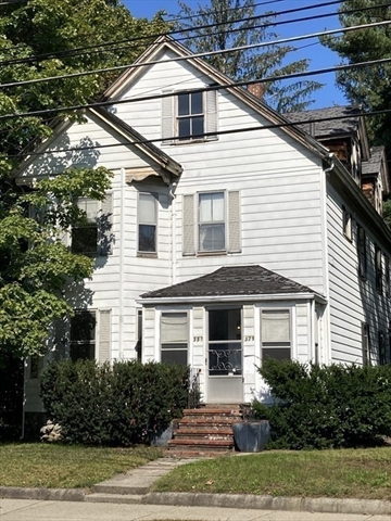329-331 River St, Newton, MA, 02465, West Newton Home For Sale