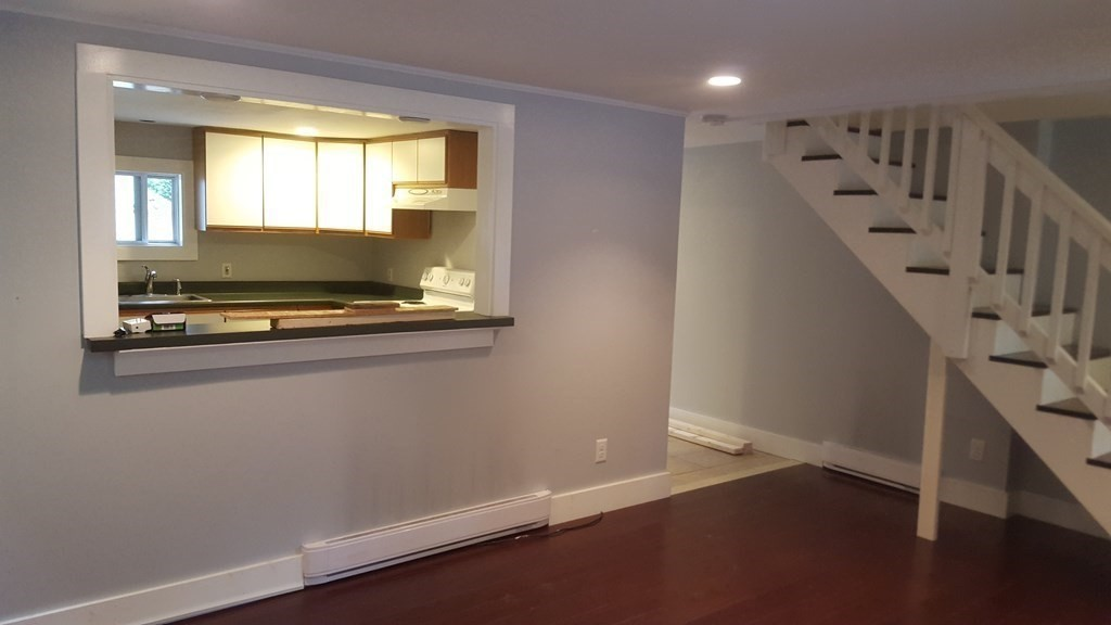 For Rent in Hanover.    Guest House on a Large Estate in the Heart of Hanover.     2 bedrooms upstairs, plus office on first floor.    Large Patio out back. Laundry in unit.  Off Street Parking.   Close to Rt 53, The New Prevites Marketplace, Highways Etc.   Fresh paint and flooring all around.
