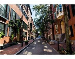 Beacon Hill condos for sale on Temple Street